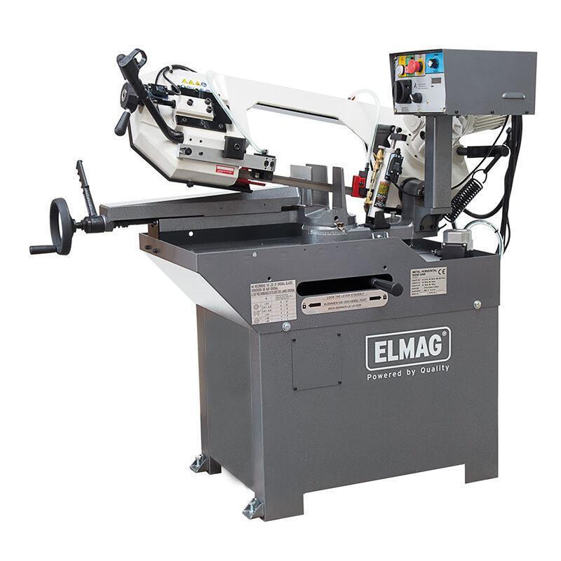 Precizna tračna žaga ELMAG CY210 Vario