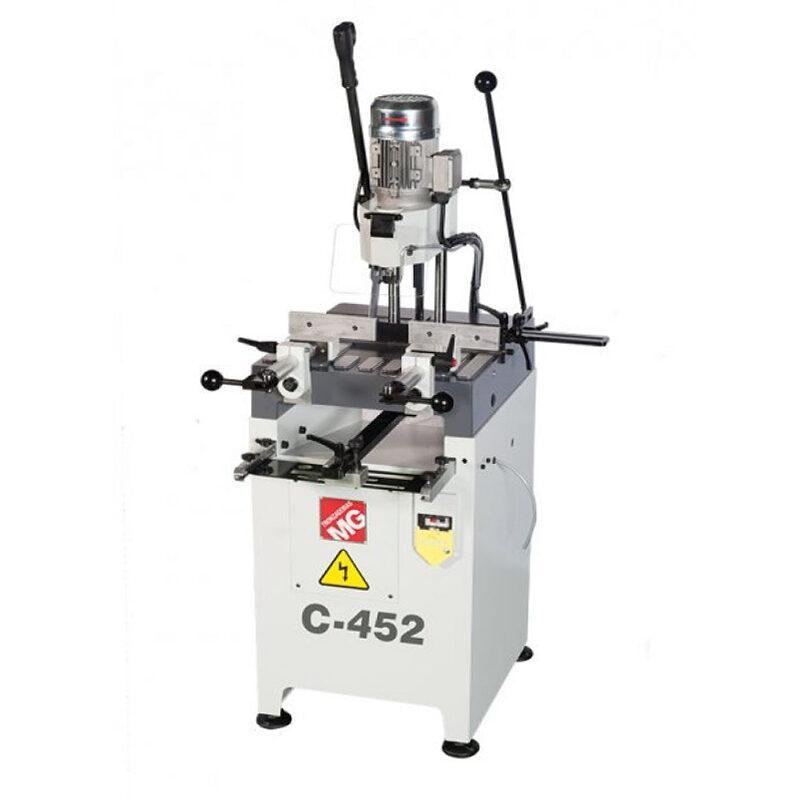 Efektivni rezkar za obdelavo aluminija C-452-M