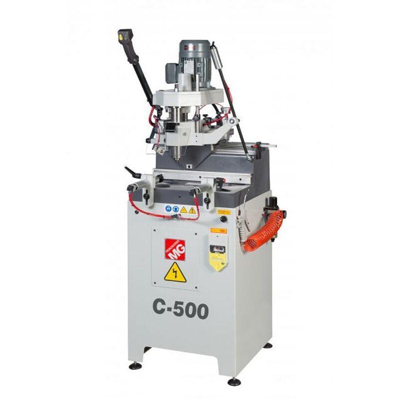 Efektivni rezkar za obdelavo profilov C-500-A