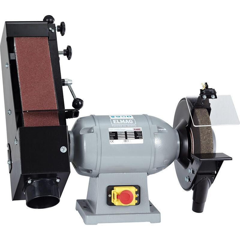 Kombinirana brusilna plošča in brusilni trak ELMAG KSM 1150/250