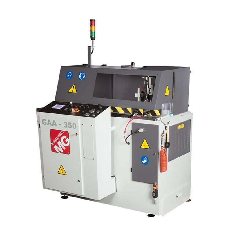 Avtomatska krožna žaga z CNC krmiljem GAA-350-90-CNC