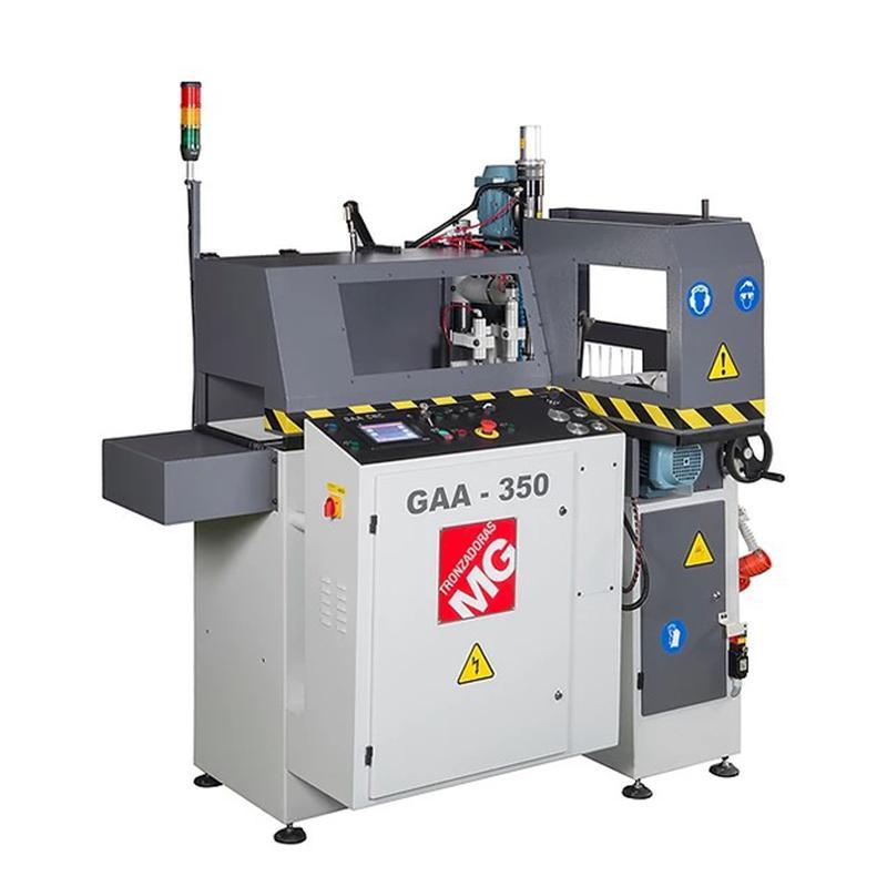 GAA-350-90 CNC Alu/PVC avtomatska rezalna žaga