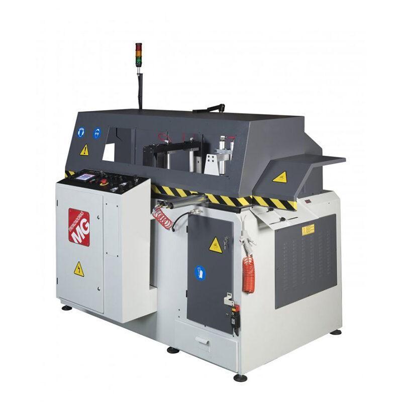 Krožna žaga z CNC krmiljem za razrez ALU profilov GAA-600-90 CNC