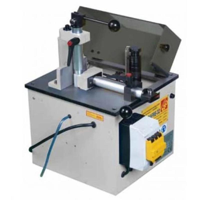 MINI RAFRE-M kotni rezkalni stroj za aluminij / PVC