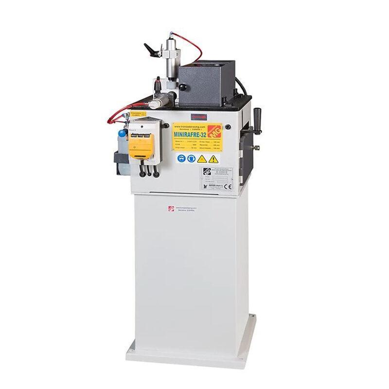 MINI RAFRE-SA Kotni rezkalni stroj za aluminija / PVC