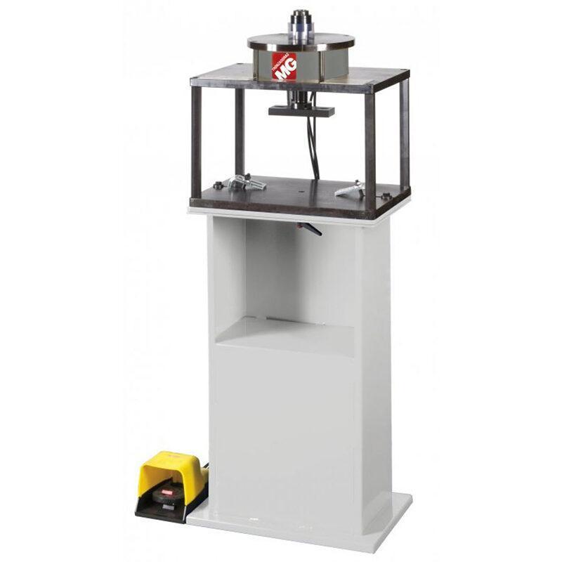 Kvalitetna Pnevmatska stiskalnica za aluminij P-3000-G