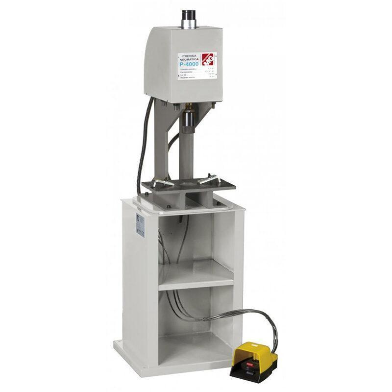 Kvalitetna Pnevmatska stiskalnica za aluminij P-4000-G