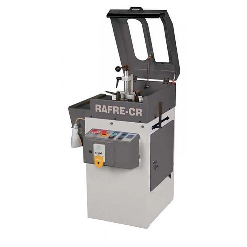 RAFRE CR-M Ročni kotni rezkalni stroj za aluminij / PVC
