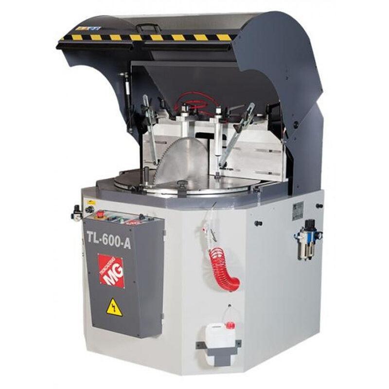 Kvalitetna krožna žaga za razrez ALU profilov TL-600-A