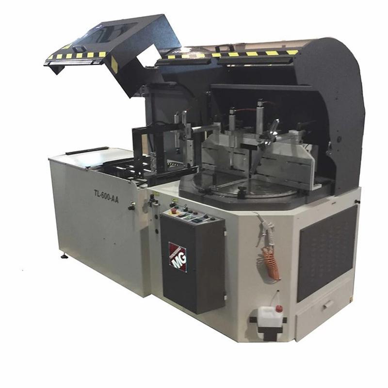 TL-600-AA stroj za rezanje aluminija/PVC