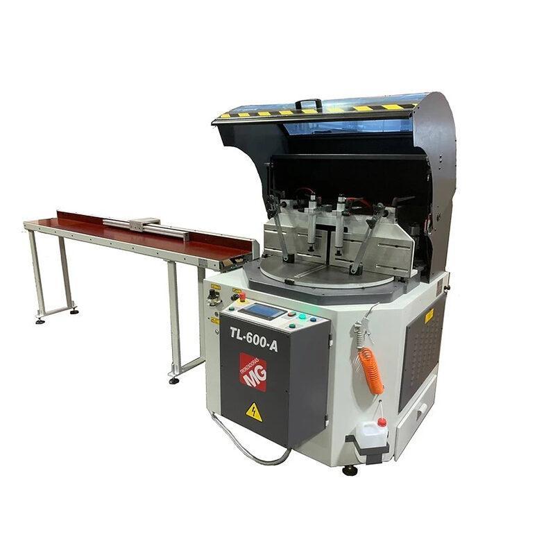 TL-600-AAG CNC popolnoma avtomatska krmnilna in miter Rezalna žaga