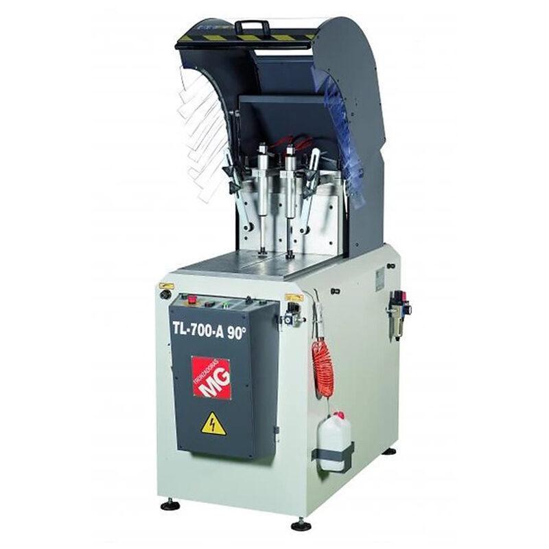 TL-700-90 aluminij/PVC Rezalni stroj