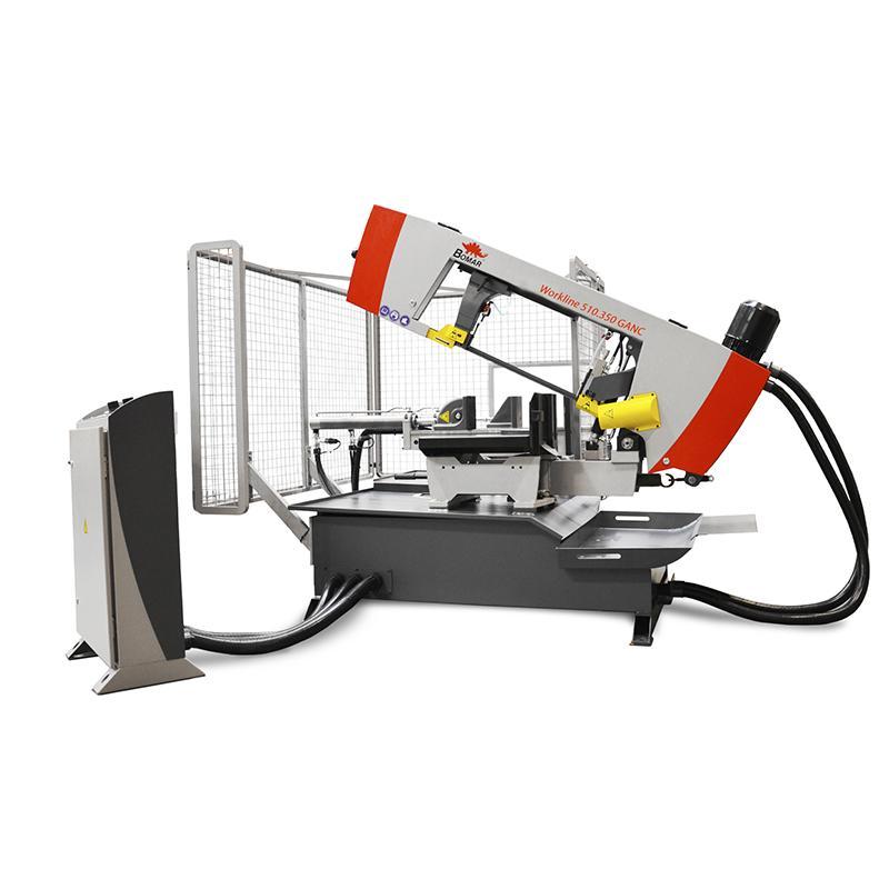 Avtomatska tračna žaga, Workline z visoko kapaciteto pomnilnika